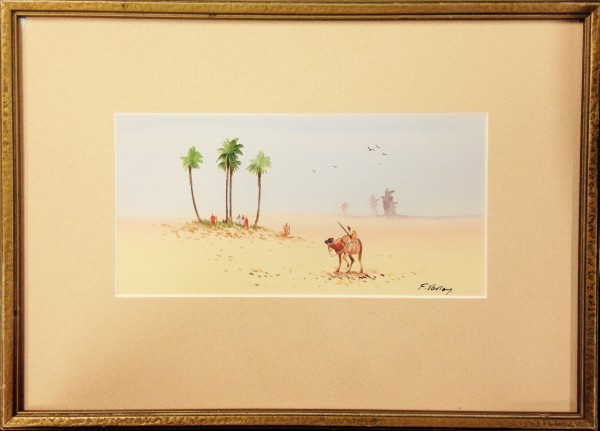 2800 - Oasis In The Desert (At Mid-day)