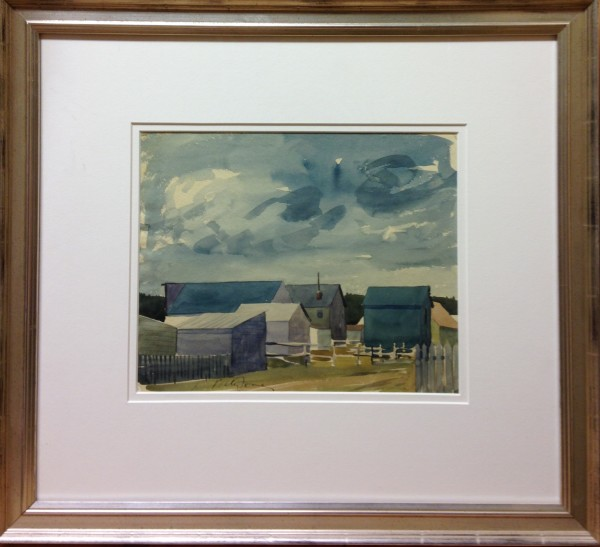 2388 - View at Whitecourt by Llewellyn Petley-Jones (1908-1986)
