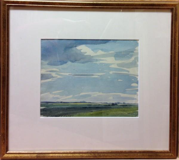 2303 - Alberta Skies by Llewellyn Petley-Jones (1908-1986)