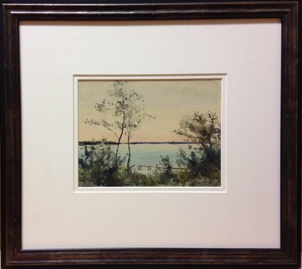 2321 - Early Morn, Cooking Lake by Llewellyn Petley-Jones (1908-1986)