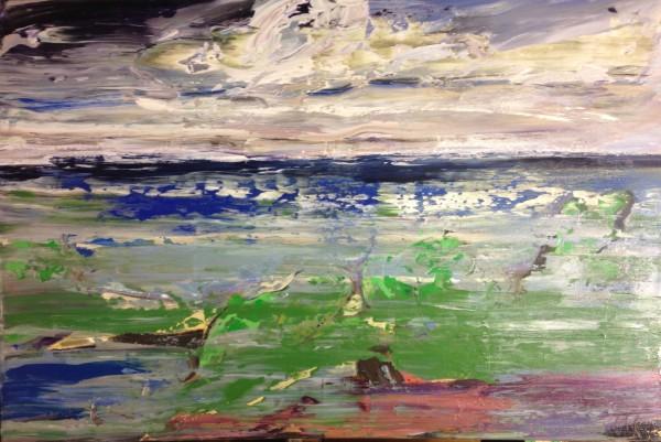 1119 - Orchard's Edge by Matt Petley-Jones