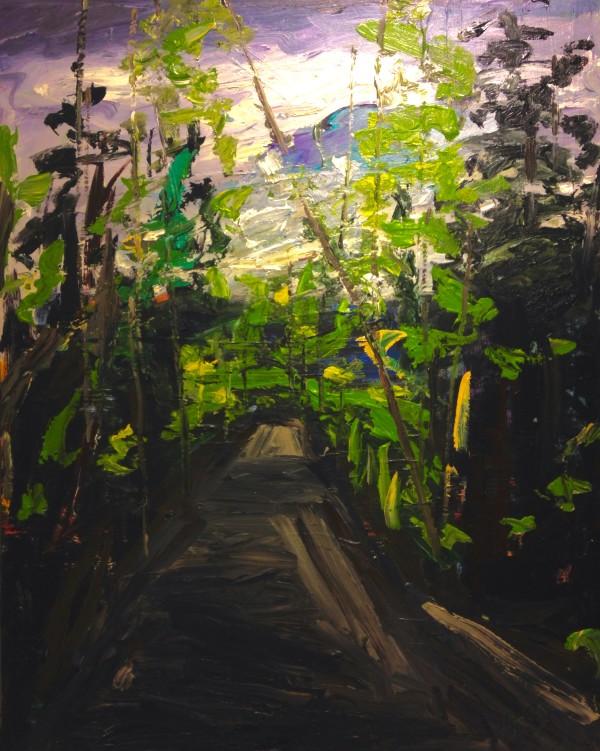 1121 - Spiritual Trail by Matt Petley-Jones