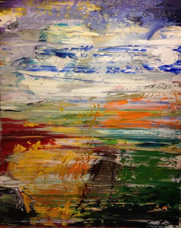 1122 - Coastal IV by Matt Petley-Jones