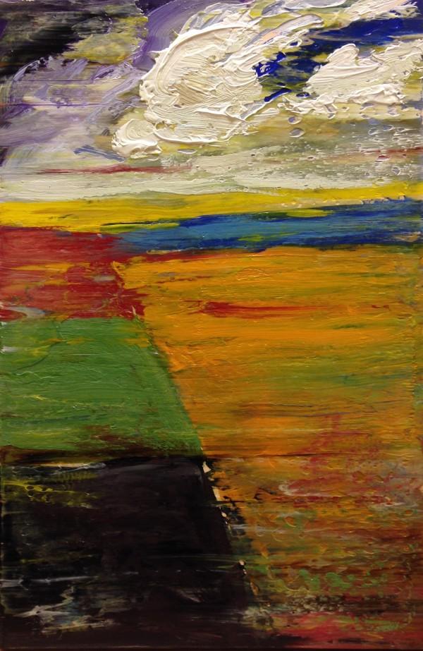 1184 - Orange Angle by Matt Petley-Jones