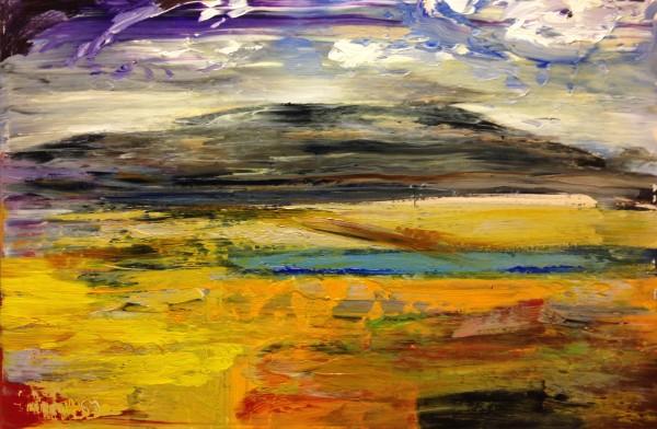 1189 - Dark Hill by Matt Petley-Jones