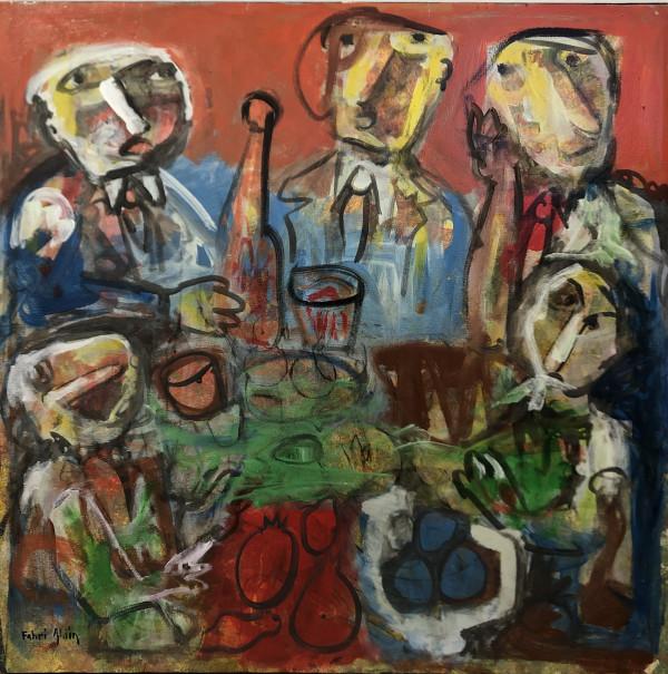 1401 - A Creative Feast #20 by Fahri ALDIN