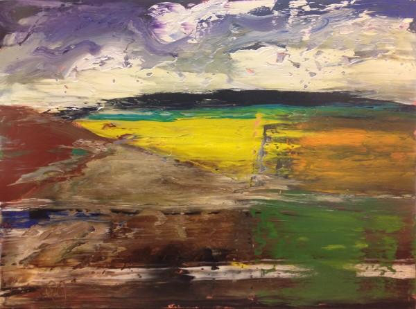1198 - Horizontal Vision by Matt Petley-Jones