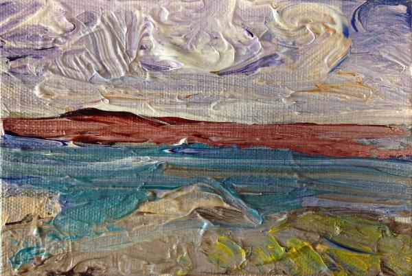 1205 - Untitled (Landscape) by Matt Petley-Jones
