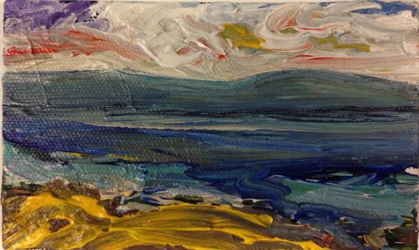 1209 - Untitled (Landscape) by Matt Petley-Jones