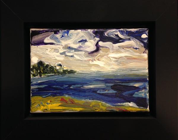 1214 - Untitled (Landscape) by Matt Petley-Jones