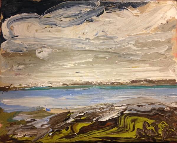 1215 - Untitled (Landscape) by Matt Petley-Jones
