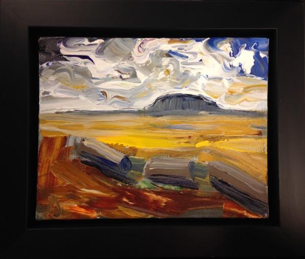 1219 - Untitled (Landscape) by Matt Petley-Jones