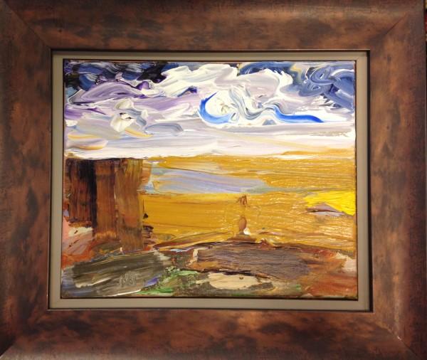 1221 - Untitled (Landscape) by Matt Petley-Jones