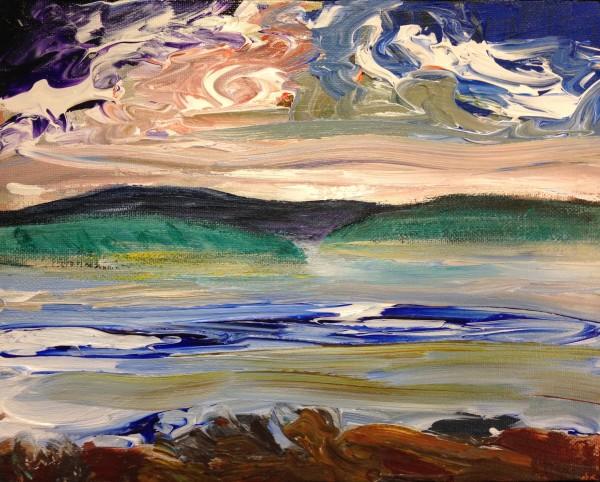 1224 - Emerald Islands by Matt Petley-Jones
