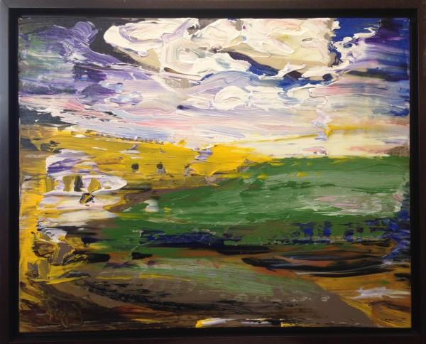 0834 - Sloped Fields by Matt Petley-Jones