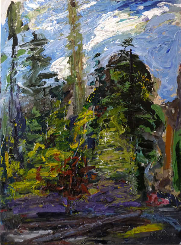 0457 - Inner Forest by Matt Petley-Jones