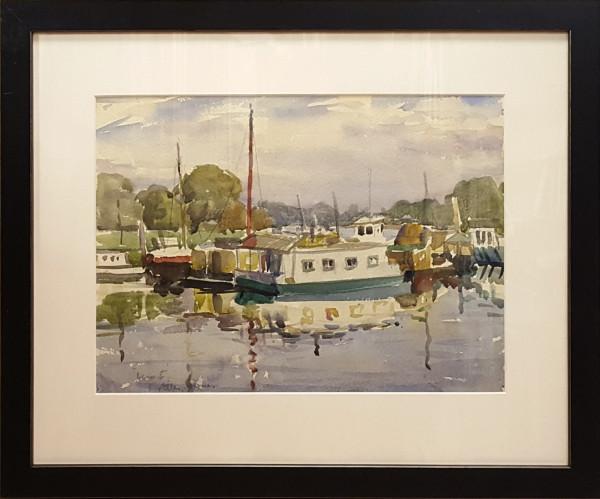 3092 - Islington by Llewellyn Petley-Jones (1908-1986)