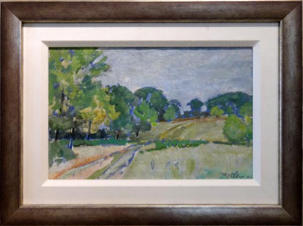 0225 - Landscape, Richmond by Llewellyn Petley-Jones (1908-1986)
