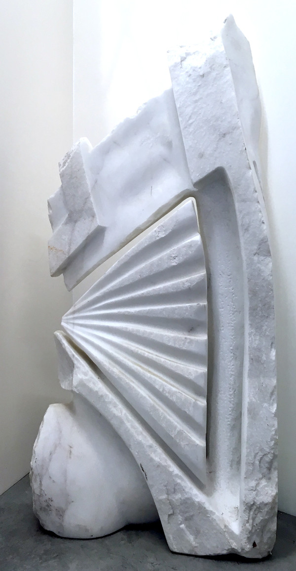 4120 - He She Ascent by Gerda Lattey