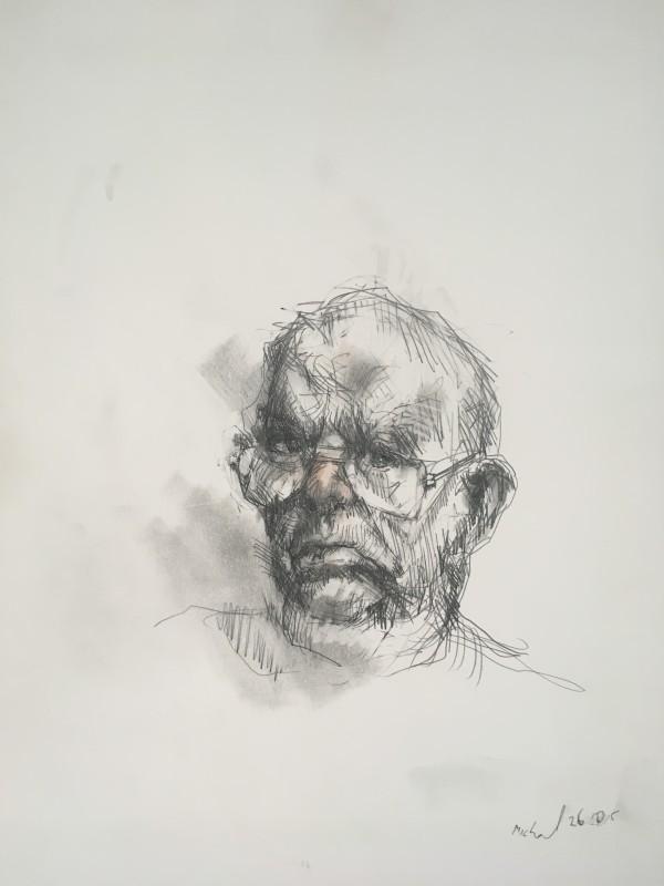 2583  - Portrait by Michael Hermesh