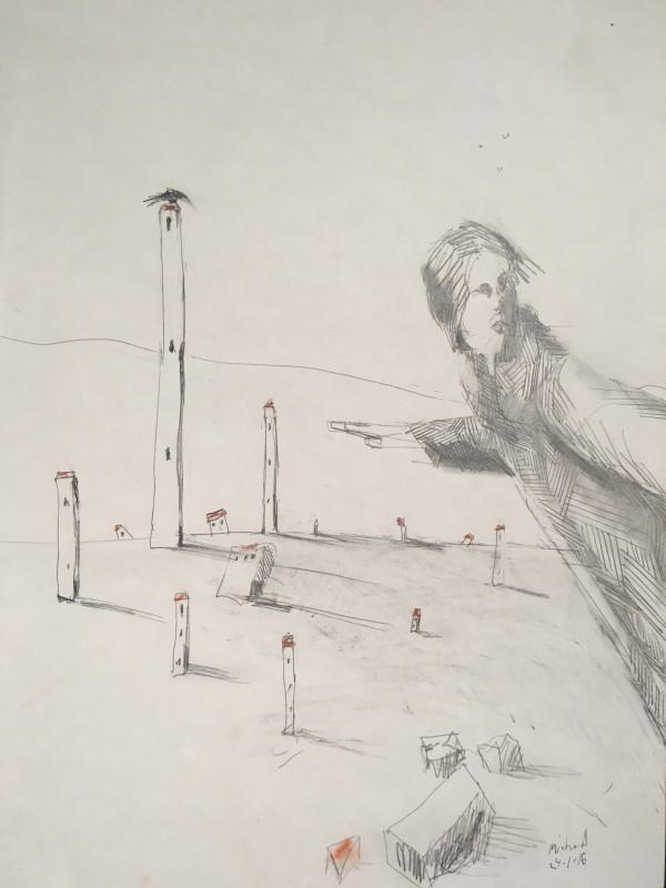 2578 - The Sky Scraper Patch by Michael Hermesh