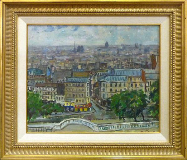 0226 - Maison de Paris by Llewellyn Petley-Jones (1908-1986)