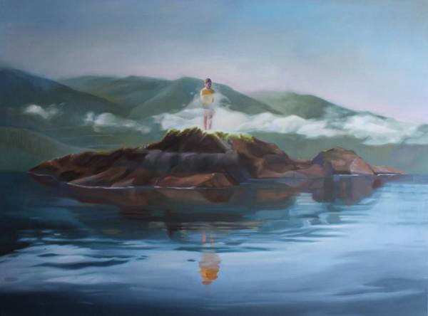 0786 - Man as an Island by Amelia Alcock-White