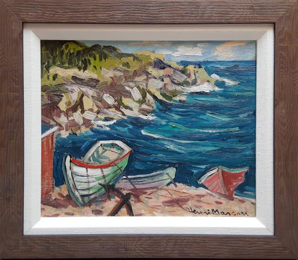0812 - Portugal Cove by Henri Leopold Masson (1907-1966)