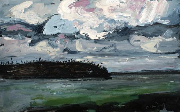 0511 - Stormy Day in West Van by Matt Petley-Jones