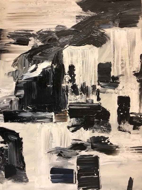 0649 - White Columns by Matt Petley-Jones