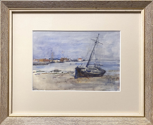 2787 - Oyster Boats, Burnham on Crouch, Essex by Merlin Snell