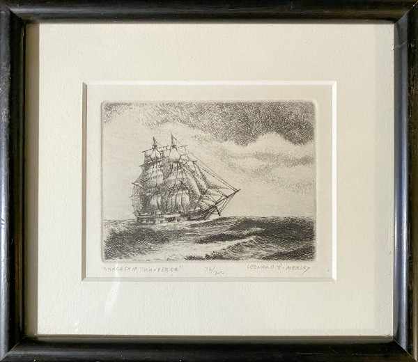 2919 - Whaleship Wanderer
