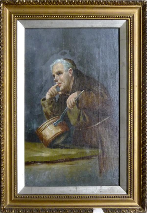 0305 - Monk by Italian Unknown