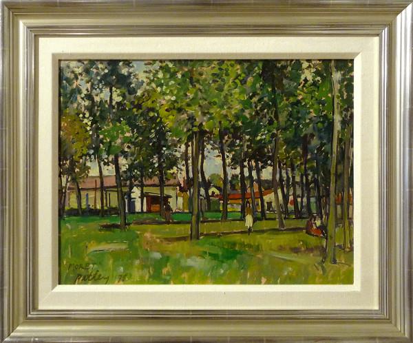 0231 - Moret, 1978 by Llewellyn Petley-Jones (1908-1986)