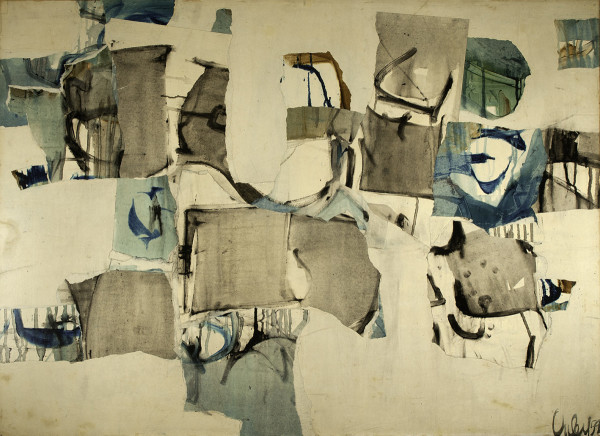 0196 - Sonora by Toni Onley (1928-2004)
