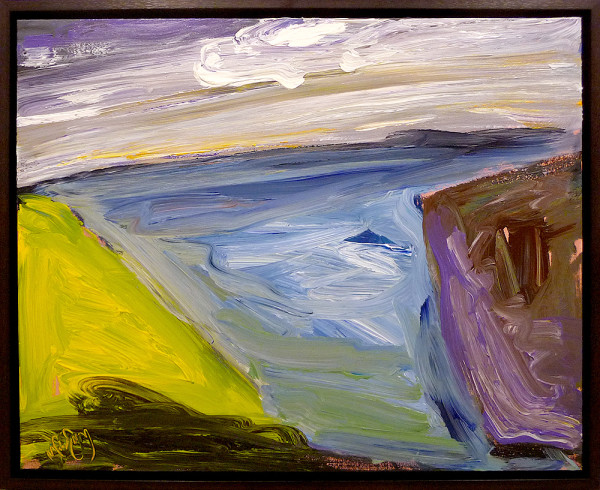 0473 - Opposing Cliffs by Matt Petley-Jones