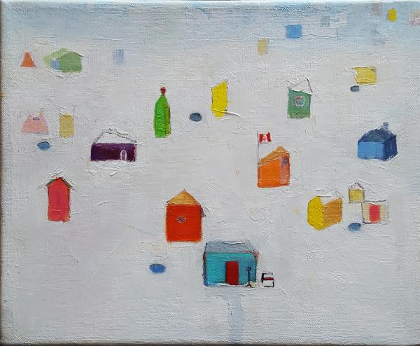 0803 - Owen Sound by Marie H Becker