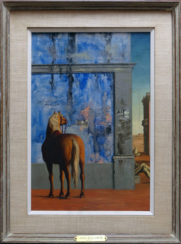 0753 - Siesta by Aldo Pagliacci (1913-1991)