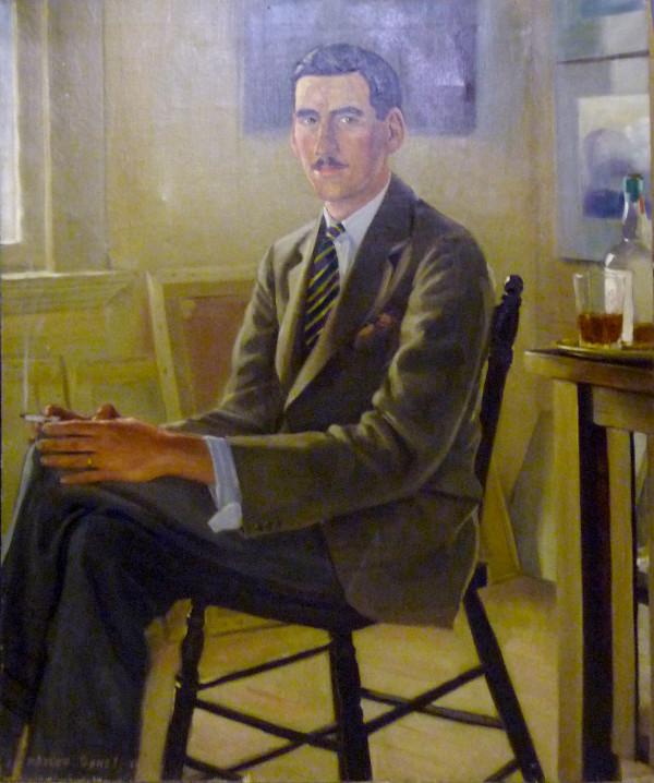 0298 - Portrait of Richard, Edmonton by Llewellyn Petley-Jones (1908-1986)
