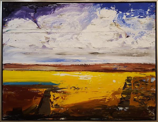0833 - Prairie Roads by Matt Petley-Jones