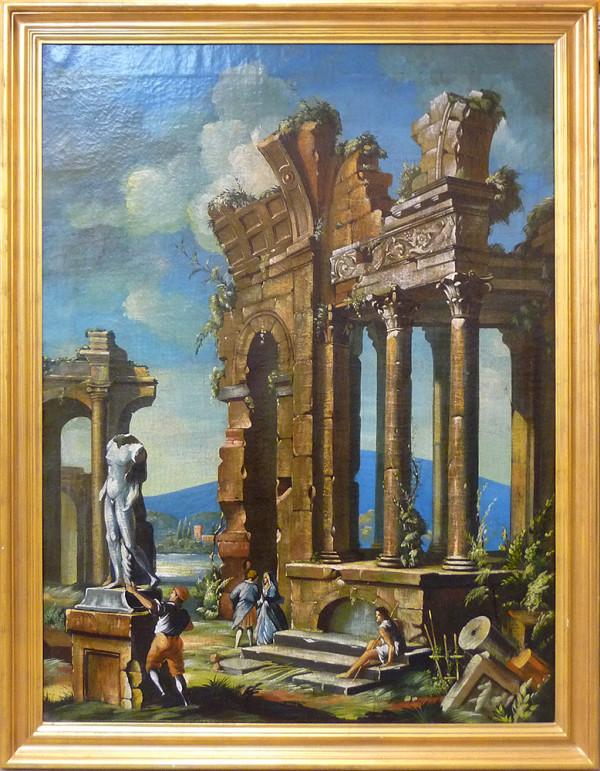 0103 - Italian Ruins