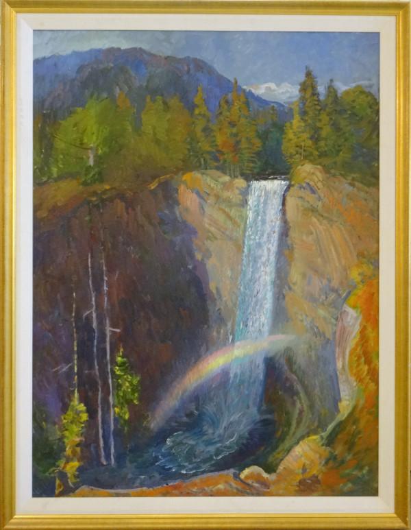 0108 - Shannon Falls by Igor Soldatenkov