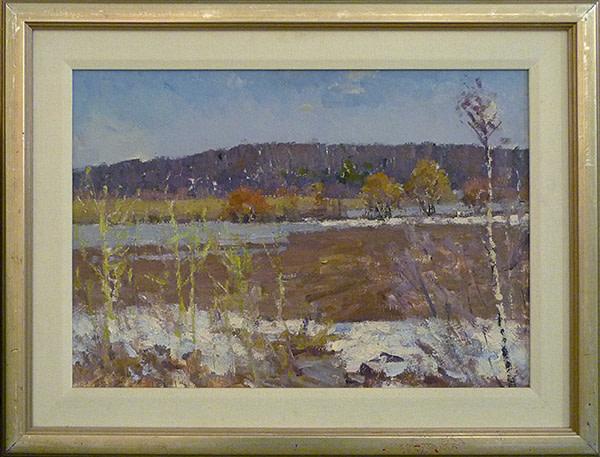 0115 - Winter Landscape