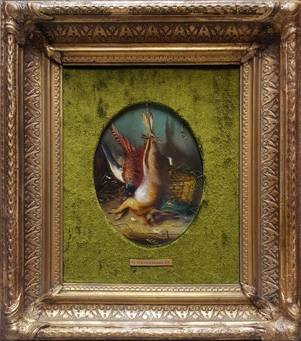 0162 - Dead Rabbit by W. Cruikshank R.A