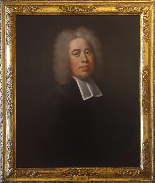 0164 - Portrait, Barrister