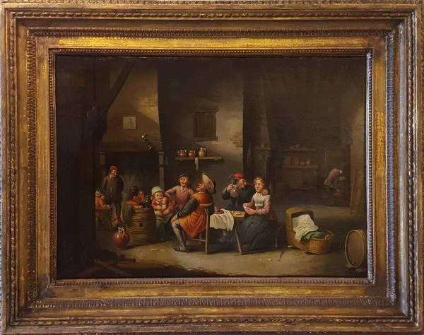 0165 - Tavern Scene