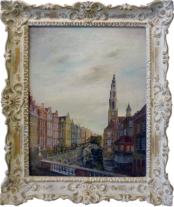 0037 - Brouwersgracht canal in Amsterdam
