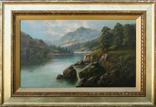 0051 - In the Highlands by Frank Hider (1826-1933)