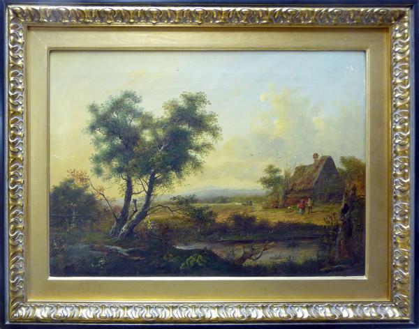 0091 - Landscape by Charles Morris