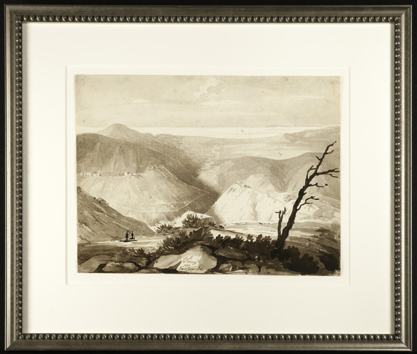 2114 - Sicili, May 20th 1820 by Edwin Jones (Late 18th-Early 19th Century)
